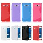 Soft TPU Rubber Gel Case Cover For Samsung Galaxy Grand Prime SM-G530H G5308W