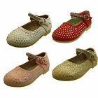 Baby Infant Toddler Little Girls Velcro Buckle Silver Sequins Party Cute Shoes