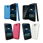 """Maxwest Virtue Z5 4G 5.0"""" 3D Touch Unlocked GSM Dual-SIM Android 4.4 Smartphone"""