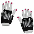 Short Fishnet Hand Gloves | Party Fancy Dress