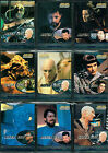 STAR TREK THE NEXT GENERATION PROFILES ALTERNATE EGOS CARD SINGLES