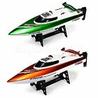 BNIB RTR FT009 2.4G 4CH RC Remote Control Water Cooling High Speed Racing Boat
