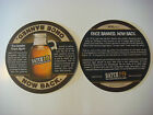 Large Growler Size Beer COASTER ~^~ COORS Brewing Batch 19 Pre-Prohibition Lager