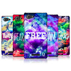 HEAD CASE DESIGNS CHROMATIC CLOUDS HARD BACK CASE FOR SONY XPERIA E3 D2202
