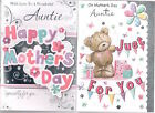 To A Special Auntie Happy Mother's Day Card - Good Quality Various Designs