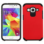 For Samsung Galaxy Prevail LTE HARD Astronoot Hybrid Rubber Silicone Case Cover