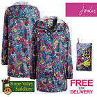 Joules Go Lightly Packaway Waterproof Parka  (S)
