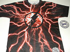 New DC Comics The Flash shirt men's sizes small - 2XL all over print