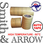 AUTO CAR TAPE 18mm, 24mm, 48mm PAINTING PAINT HIGH TEMPERATURE MASKING SCOTCH