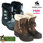 Harry Hall Alpine Thermal Yard Boot **FREE UK SHIPPING**