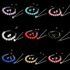 10MM Crystal Ball Shamballa Bracelet Earrings Set Necklace Jewelry Reliable