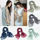 Penguin Scarf Print Animal Women Winter Soft WarmWraps Shawl Stole Pashmina