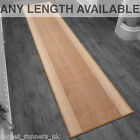 Capitol Sand - Hallway Carpet Runner Rug Mat Long Hall Anti Non Slip Gel Back