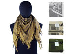 NEW Military Airsoft Arab Tactical Desert Shemagh Keffiyeh Scarf Shawl US