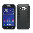 For Samsung Galaxy Core Prime Rocket HYBRID HARD Protector Case Rubber Cover