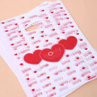 Newest Pattern Prints Plastic Carrier Bags Shopping Boutique Gift Package L