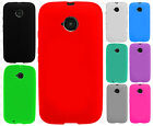 For Motorola Moto E 2nd Gen TPU CANDY Gel Flexi Skin Phone Case Cover Accessory