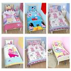 PEPPA PIG BEDDING - SINGLE DOUBLE DUVET COVERS SETS FITTED SHEET