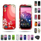For BLU Life Play Assorted Design Cases Hard Plastic Cover