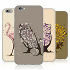 HEAD CASE WILDLIFE IN BLOOM SILICONE GEL CASE FOR APPLE iPHONE 6 4.7