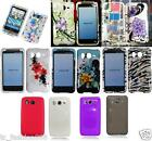 Guaranteed Quality Phone Cover DESIGN / SILICONE / TPU  Case FOR HTC Inspire 4G