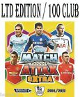 Match Attax EXTRA 2014/2015 Limited Edition / 100 Club