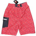 Boys Angry Birds Beach Short Boarder Style Swimming Shorts 3-4Y up to 11-12Y