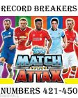 2014/2015 Match Attax  #421-450 RECORD BREAKERS 14/15