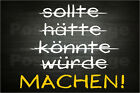 Poster / Leinwandbild Motivation - Lu Mixa II