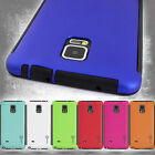 samsung note 4 accessories - For Samsung Galaxy Note 4 - Hybrid Case and Screen Protector Phone Accessories
