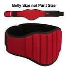 MRX Weight Lifting Belt Gym Back Support Bodybuilding Training Fitness Workout