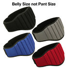 """Weight Lifting Belt Gym Back Support Fitness MRX Belts 8"""" Wide 4 Colors"""