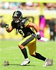 Troy Polamalu Pittsburgh Steelers 2014 NFL Action Photo RM004 (Select Size)