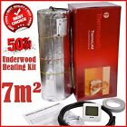 Under Wood Under Laminate Electric Underfloor Heating Kit 7m2 Dual Core