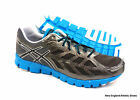 Asics Gel-Lyte33 running shoes sneakers for men - Charcoal Grey / Black / Blue