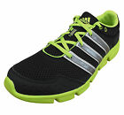adidas Performance Breeze 101 Men's Light Running Trainers Shoes back lime
