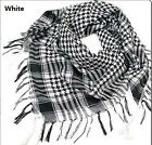 New Arab Shemagh Keffiyeh Military Tactical Palestine Light Scarf Shawl OD US