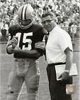 Vince Lombardi Bart Starr Green Bay Packers NFL Photo (Select Size)