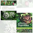 Martin Crawford Gardening Collection 2 Books Set, Creating a Forest Garden New