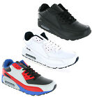 Airtech Trainers Mens Air Basketball Baseball Skate Style Shoes Size 7-12 New