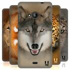 HEAD CASE DESIGNS ANIMAL FACES SERIES 2 CASE FOR NOKIA LUMIA 535