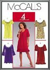 McCall's 5750 Out of Print Sewing Pattern to MAKE Pullover Stretch Dress