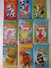 Football, Fairy, Pirate Mini Notebook/Notebooks for Party/Loot/Gift/Toy bags