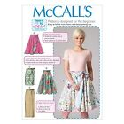McCall's 7129 Sewing Pattern to MAKE Easy Skirts for the Beginner Sewer