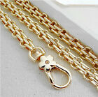 New 20-120 CM Light Golden Watch Chain For Handbag Or Strapping Bag A22