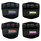 Weight Lifting Gloves Gym Training MRX Hand Grips Pads Workout Bodybuilding New