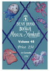Bear Brand Manual #48 c.1926 - Knitting & Crochet Patterns for the Entire Family