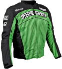 Speed & Strength 62 Motorsports Textile Motorcycle Jacket Green