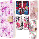 For Samsung Galaxy Grand Prime Wallet Case Pouch Flap STAND Cover +Screen Guard