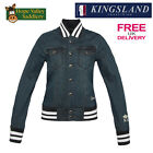 Kingsland Ladies Ronia Denim Jacket (152-OW-102) **BNWT** **FREE UK SHIPPING**